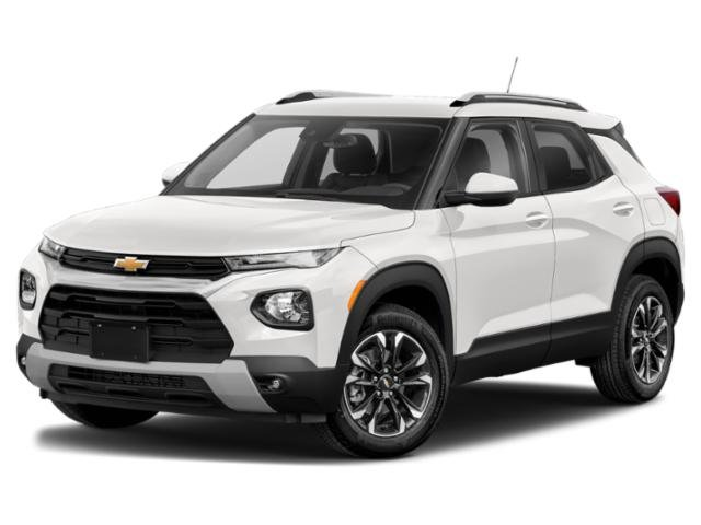2021 Chevrolet Trailblazer L FWD 4dr L Gas I3 1.2L/ [0]