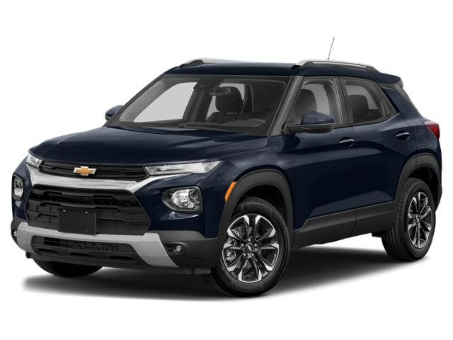 2021 Chevrolet Trailblazer LT AWD 4dr LT Gas I3 1.3L/ [9]