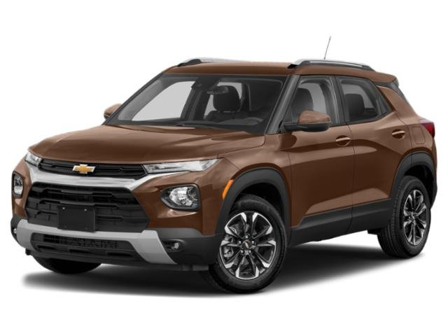 2021 Chevrolet Trailblazer LS FWD 4dr LS Gas I3 1.2L/ [21]