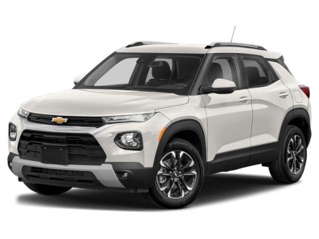 2021 Chevrolet Trailblazer LS FWD 4dr LS Gas I3 1.2L/ [3]