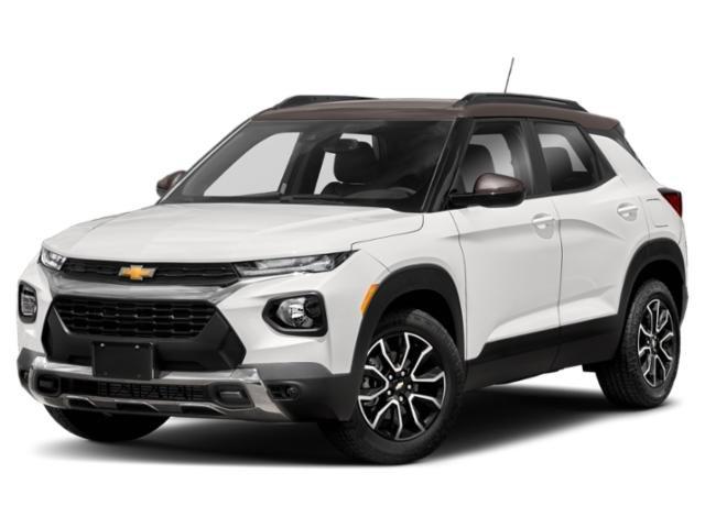 2021 Chevrolet Trailblazer ACTIV AWD 4dr ACTIV Gas I3 1.3L/ [2]