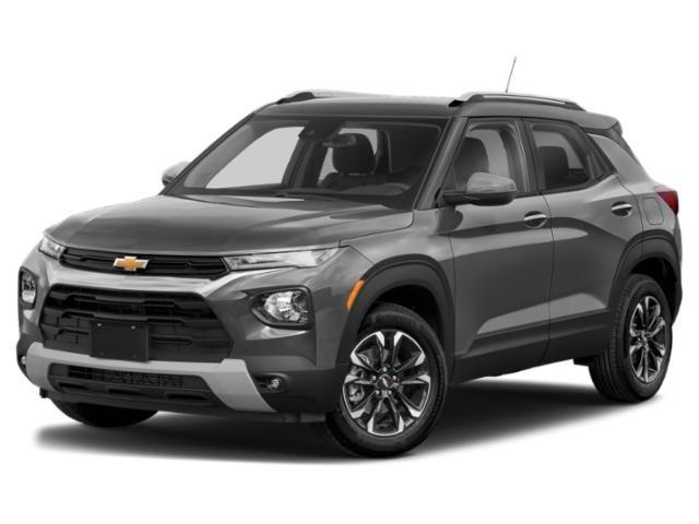 2021 Chevrolet Trailblazer LT FWD 4dr LT Gas I3 1.3L/ [1]