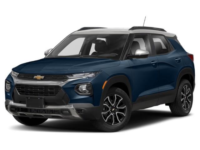 2021 Chevrolet Trailblazer ACTIV FWD 4dr ACTIV Gas I3 1.3L/ [6]