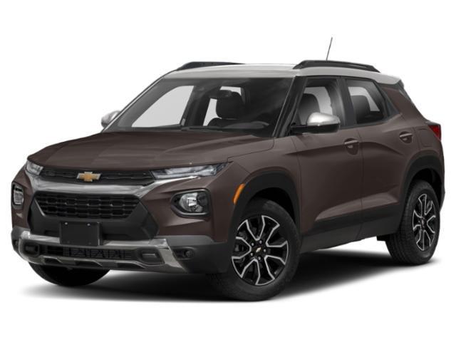 2021 Chevrolet Trailblazer ACTIV AWD 4dr ACTIV Gas I3 1.3L/ [3]