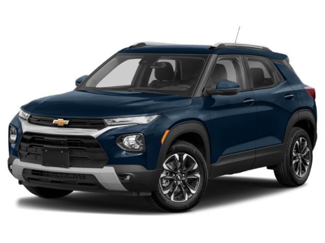 2021 Chevrolet Trailblazer LS FWD 4dr LS Gas I3 1.2L/ [4]