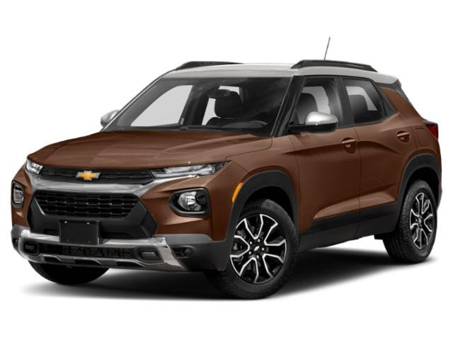 2021 Chevrolet Trailblazer LS FWD 4dr LS Gas I3 1.2L/ [1]
