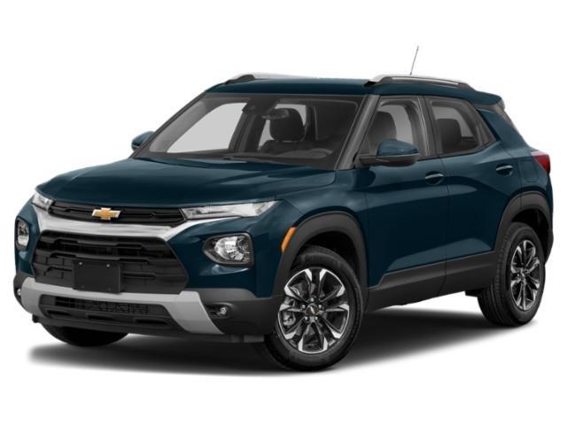 2021 Chevrolet Trailblazer LT FWD 4dr LT Gas I3 1.2L/ [1]