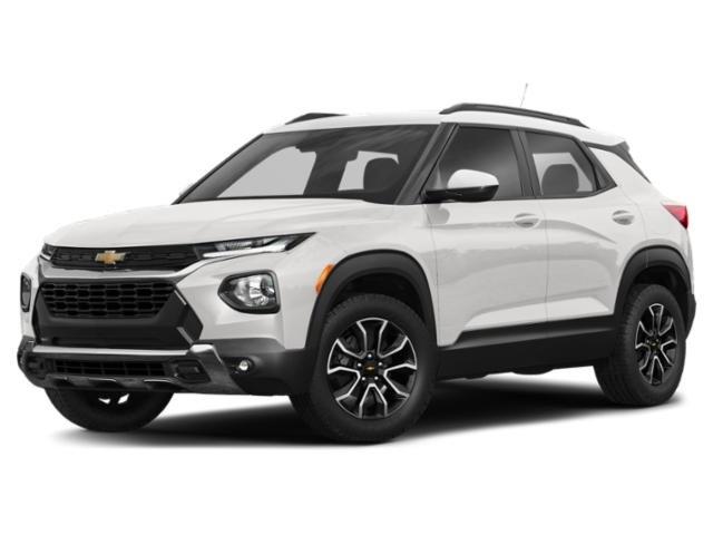 2021 Chevrolet Trailblazer RS FWD 4dr RS Gas I3 1.3L/ [8]