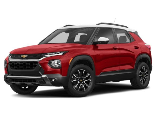 2021 Chevrolet Trailblazer RS AWD 4dr RS Gas I3 1.3L/ [0]