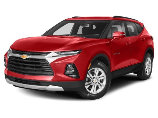 2021 Chevrolet Blazer LT FWD 4dr LT w/2LT Turbocharged Gas I4 2.0L/ [3]