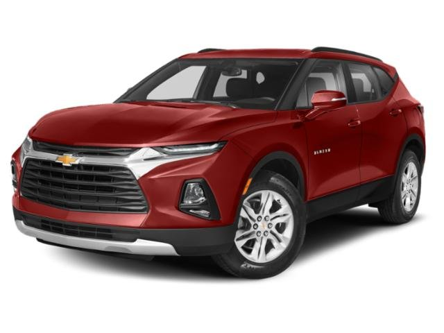 2021 Chevrolet Blazer RS AWD 4dr RS Gas V6 3.6L/ [7]