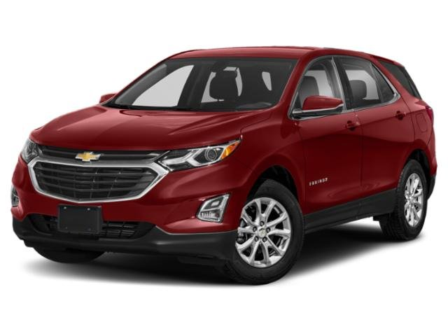 2021 Chevrolet Equinox LT FWD 4dr LT w/1LT Turbocharged Gas I4 1.5L/92 [5]