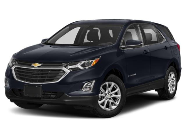 2021 Chevrolet Equinox LS AWD 4dr LS w/1LS Turbocharged Gas I4 1.5L/92 [8]
