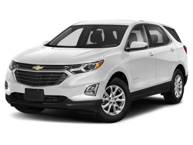 2021 Chevrolet Equinox LT FWD 4dr LT w/1LT Turbocharged Gas I4 1.5L/92 [21]