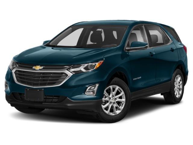 2021 Chevrolet Equinox LT FWD 4dr LT w/1LT Turbocharged Gas I4 1.5L/92 [10]