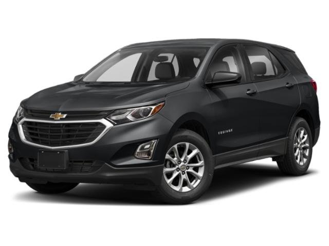 2021 Chevrolet Equinox LS FWD 4dr LS w/1LS Turbocharged Gas I4 1.5L/92 [2]