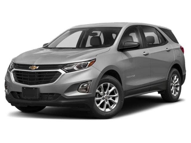 2021 Chevrolet Equinox LS FWD 4dr LS w/1LS Turbocharged Gas I4 1.5L/92 [4]