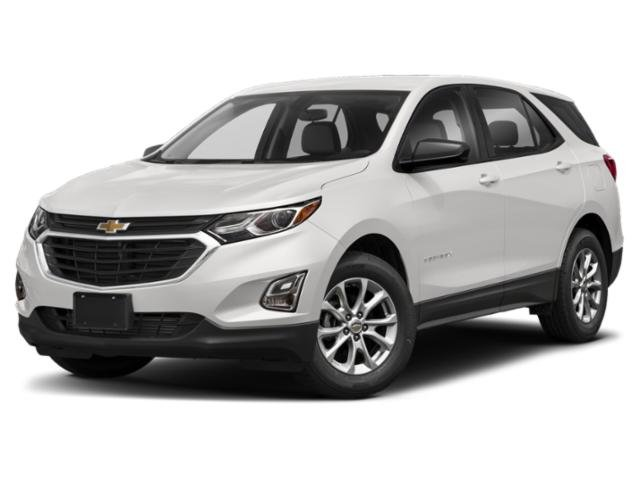 2021 Chevrolet Equinox LS FWD 4dr LS w/1LS Turbocharged Gas I4 1.5L/92 [8]