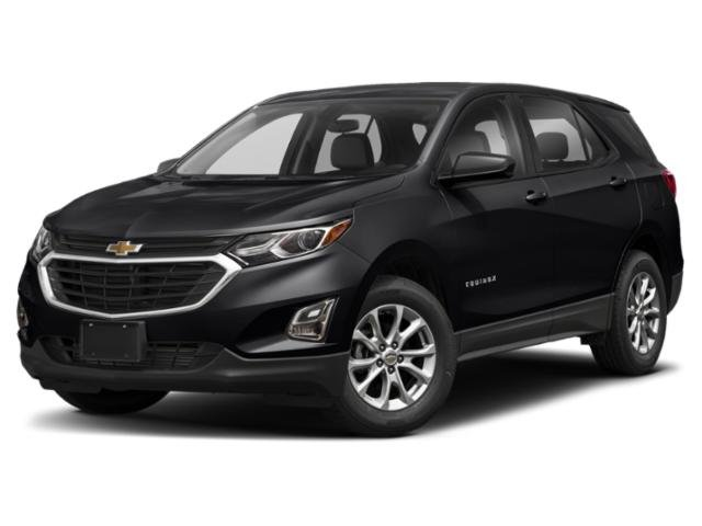 2021 Chevrolet Equinox LS FWD 4dr LS w/1LS Turbocharged Gas I4 1.5L/92 [1]