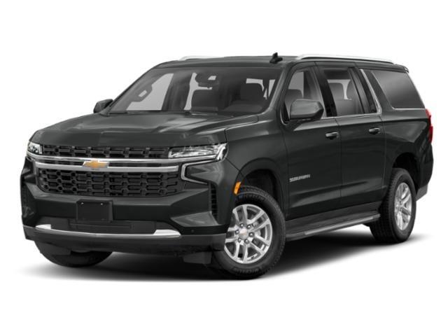 2021 Chevrolet Suburban Z71 4WD 4dr Z71 Gas V8 5.3L/ [1]