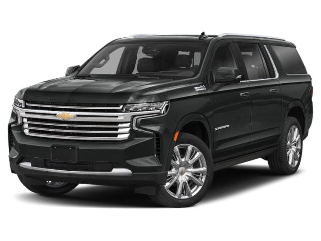 2021 Chevrolet Suburban High Country 4WD 4dr High Country Gas V8 6.2L/ [1]