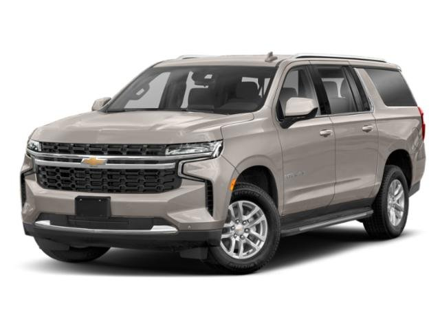 2021 Chevrolet Suburban RST 2WD 4dr RST Turbocharged Diesel I6 3.0L/ [1]