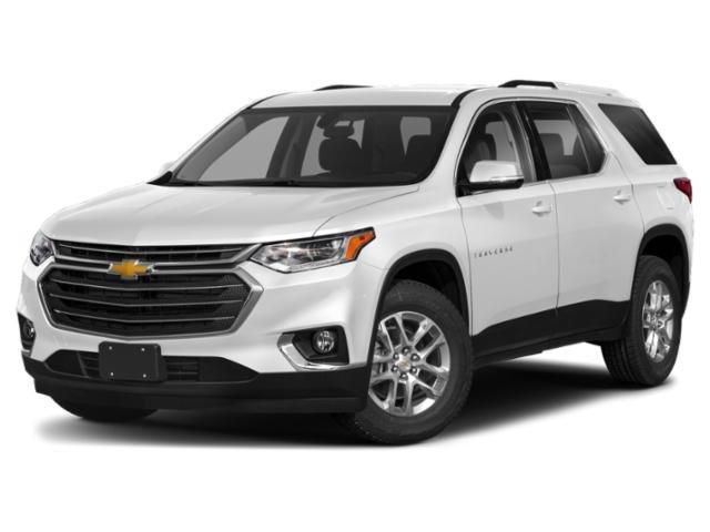 2021 Chevrolet Traverse LT Cloth FWD 4dr LT Cloth w/1LT Gas V6 3.6L/217 [2]