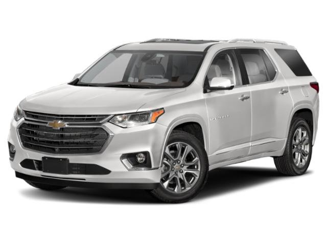 2021 Chevrolet Traverse LS FWD 4dr LS w/1LS Gas V6 3.6L/217 [4]