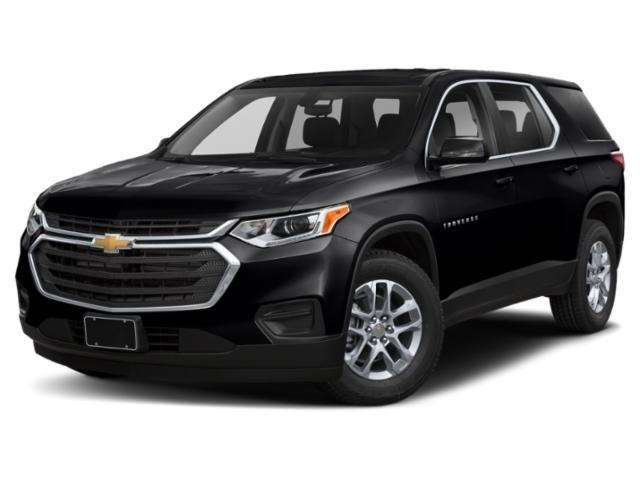2021 Chevrolet Traverse LS FWD 4dr LS w/1LS Gas V6 3.6L/217 [5]