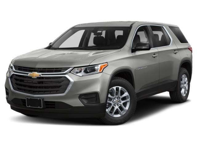 2021 Chevrolet Traverse LS FWD 4dr LS w/1LS Gas V6 3.6L/217 [1]