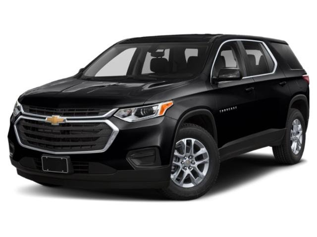 2021 Chevrolet Traverse LS FWD 4dr LS w/1LS Gas V6 3.6L/217 [2]