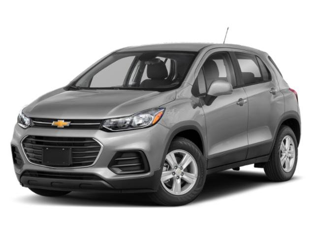 2021 Chevrolet Trax LS AWD 4dr LS Turbocharged Gas 4-Cyl 1.4L/ [4]