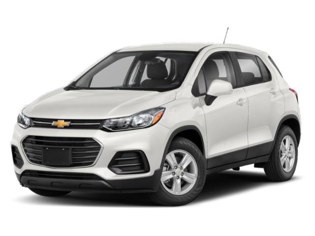 2021 Chevrolet Trax LS FWD 4dr LS Turbocharged Gas 4-Cyl 1.4L/ [1]
