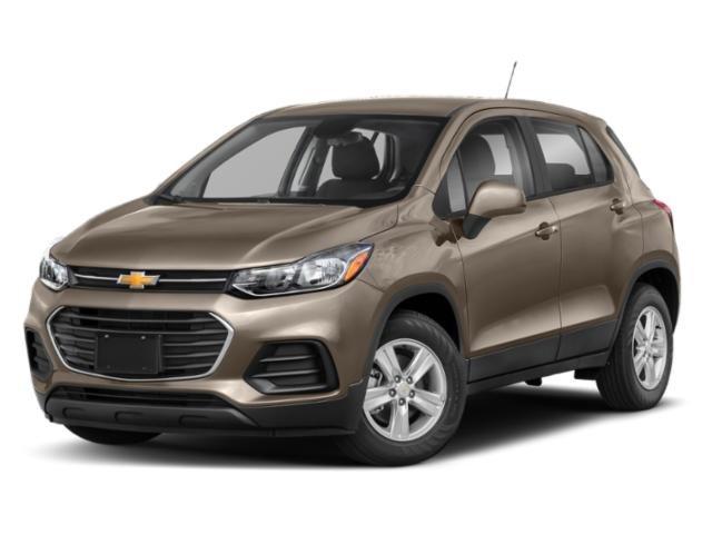 2021 Chevrolet Trax LS AWD 4dr LS Turbocharged Gas 4-Cyl 1.4L/ [1]