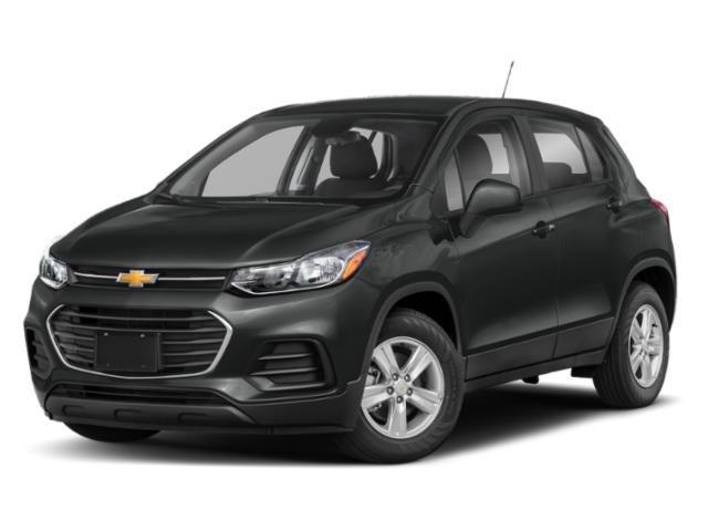 2021 Chevrolet Trax LS AWD 4dr LS Turbocharged Gas 4-Cyl 1.4L/ [2]