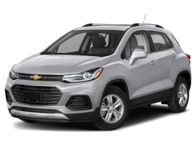 2021 Chevrolet Trax LT FWD 4dr LT Turbocharged Gas 4-Cyl 1.4L/ [23]