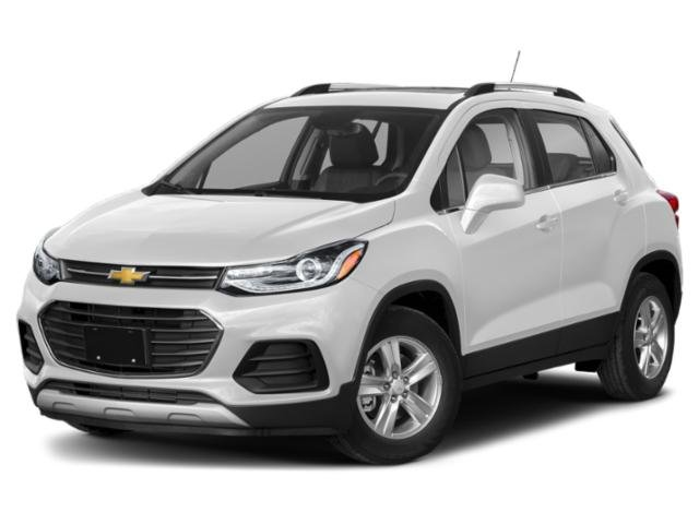 2021 Chevrolet Trax LT FWD 4dr LT Turbocharged Gas 4-Cyl 1.4L/ [4]