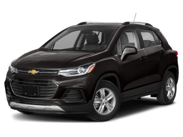 2021 Chevrolet Trax LT FWD 4dr LT Turbocharged Gas 4-Cyl 1.4L/ [18]