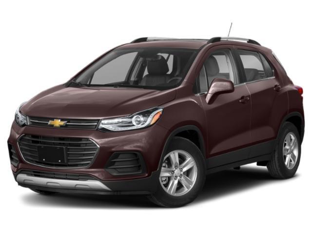 2021 Chevrolet Trax LT AWD 4dr LT Turbocharged Gas 4-Cyl 1.4L/ [4]