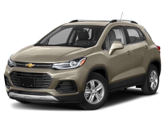 2021 Chevrolet Trax LT FWD 4dr LT Turbocharged Gas 4-Cyl 1.4L/ [1]