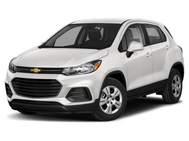 2021 Chevrolet Trax LS AWD 4dr LS Turbocharged Gas 4-Cyl 1.4L/ [1]