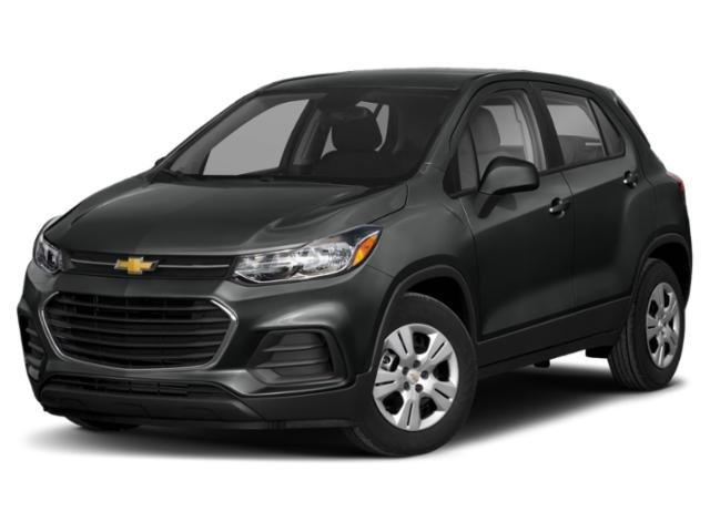 2021 Chevrolet Trax LS AWD 4dr LS Turbocharged Gas 4-Cyl 1.4L/ [18]