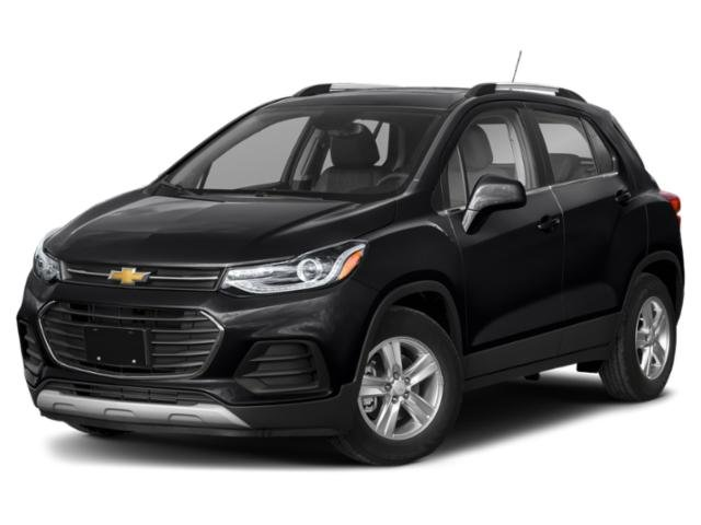 2021 Chevrolet Trax LT FWD 4dr LT Turbocharged Gas 4-Cyl 1.4L/ [8]