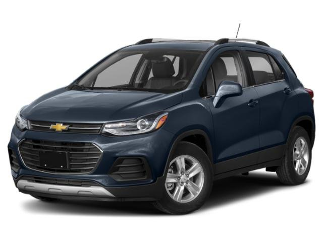 2021 Chevrolet Trax LT FWD 4dr LT Turbocharged Gas 4-Cyl 1.4L/ [3]