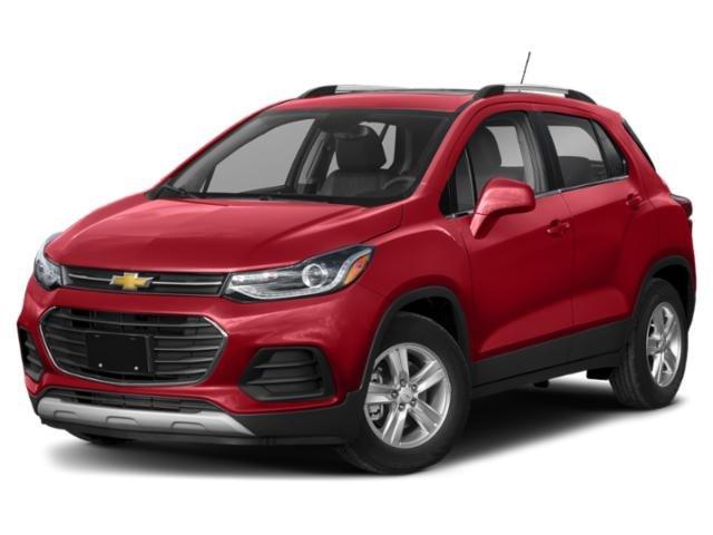 2021 Chevrolet Trax LT FWD 4dr LT Turbocharged Gas 4-Cyl 1.4L/ [11]