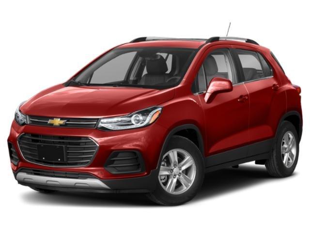 2021 Chevrolet Trax LT AWD 4dr LT Turbocharged Gas 4-Cyl 1.4L/ [2]