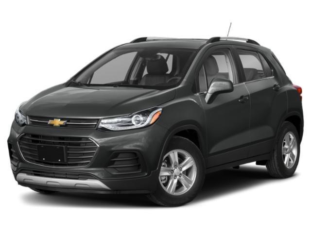 2021 Chevrolet Trax LT AWD 4dr LT Turbocharged Gas 4-Cyl 1.4L/ [0]