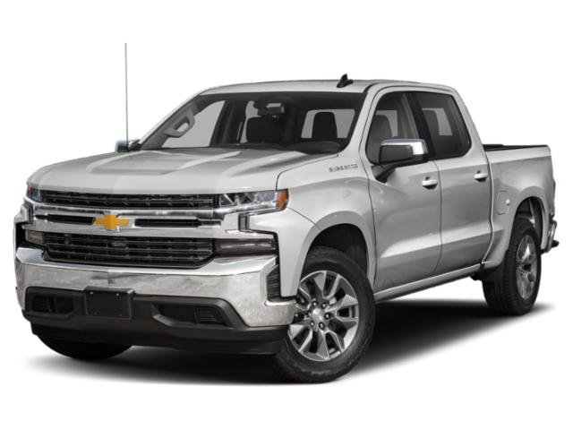 2021 Chevrolet Silverado 1500 LT 2WD Crew Cab 147″ LT Turbocharged Gas I4 2.7L/166 [6]