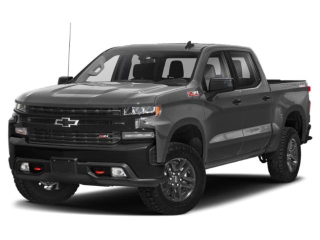 "2021 Chevrolet Silverado 1500 LT Trail Boss 4WD Crew Cab 157"" LT Trail Boss Gas V8 5.3L/325 [16]"