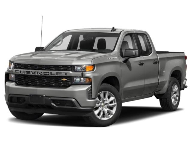 2021 Chevrolet Silverado 1500 Custom 2WD Double Cab 147″ Custom Gas V8 5.3L/325 [1]
